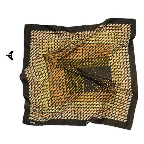 Vintage Fular - Belki Bin Defa
