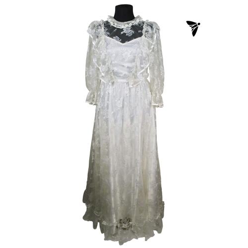 Vintage Gelinlik - Bir Kuğu Beyazlığından