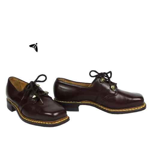 Vintage Ayakkabı - Aynı Biçimdeki Kendini