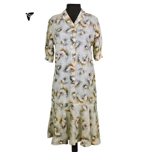 Vintage Elbise - Bambaşka Bir Sonbahar