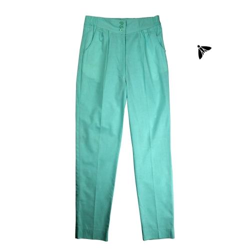Vintage Pantolon - Bastığın Yerde Güller