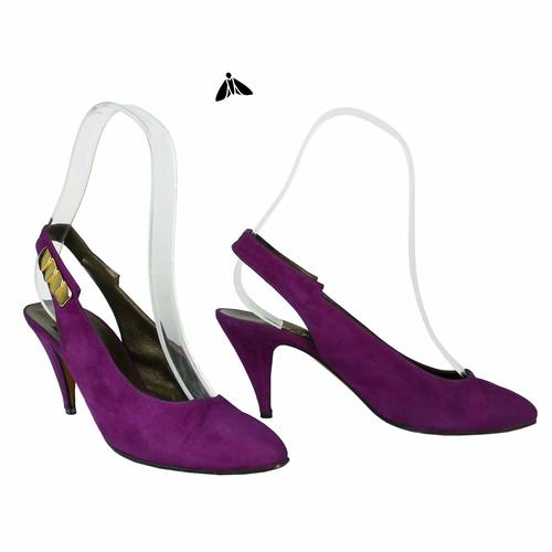 Vintage Topuklu Ayakkabı - Bir Ayna Verin