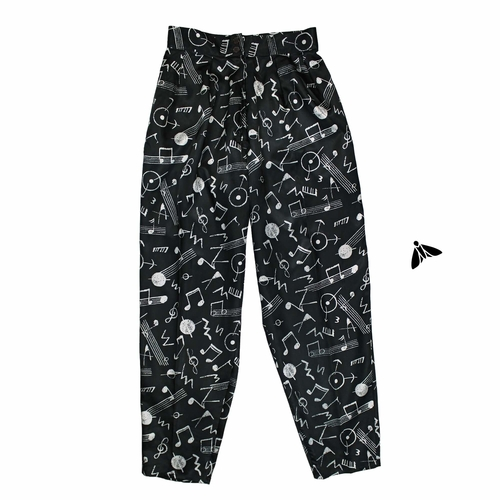 Vintage Pantolon - Bu Müzik Bitmedikçe