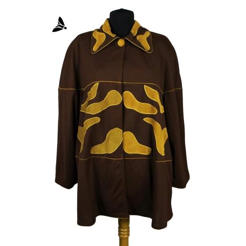 Vintage Ceket - Büyür Toprakta Ömrümüz