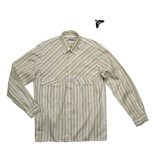 Vintage Gömlek - Çay Var İçersen