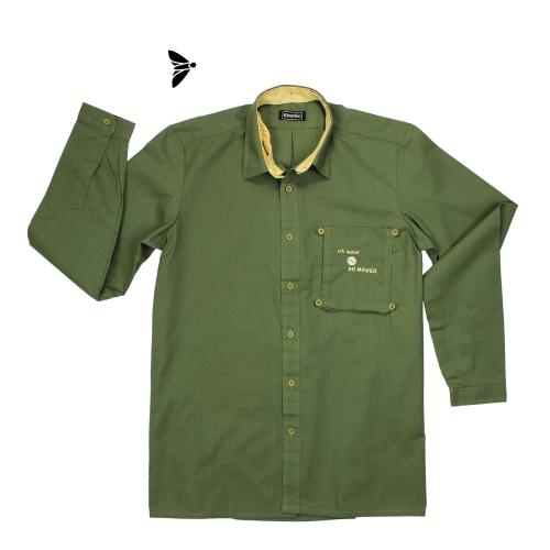 Vintage Erkek Gömlek - Bir Dahi Mi?
