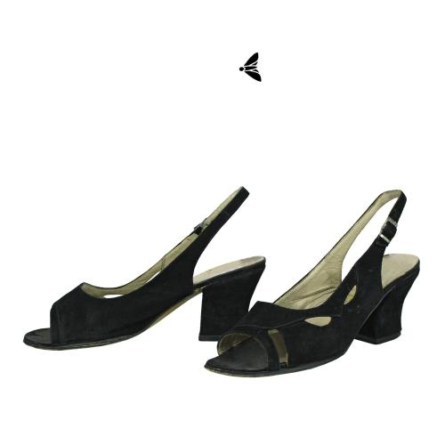 Vintage Ayakkabı - Döndüğün Yerde Yok