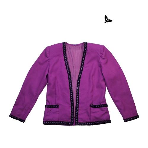 Vintage Ceket - Tenimde Düğümlenen Duygu