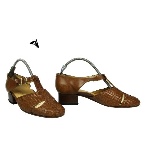 Vintage Ayakkabı - Durduğumuz Yeri Ortasından