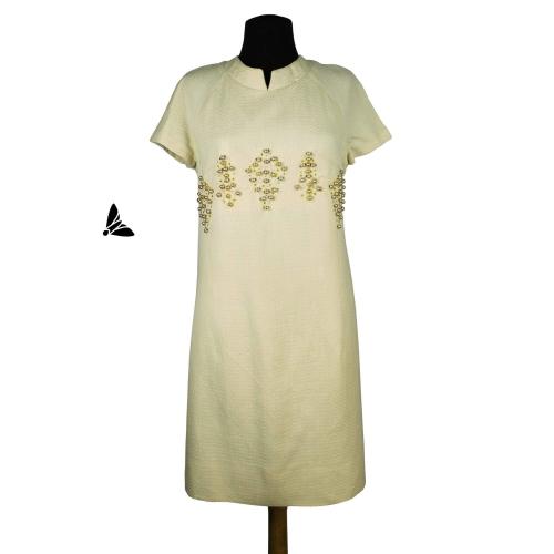 Vintage Elbise - Bir Fotoğraftan Oydular