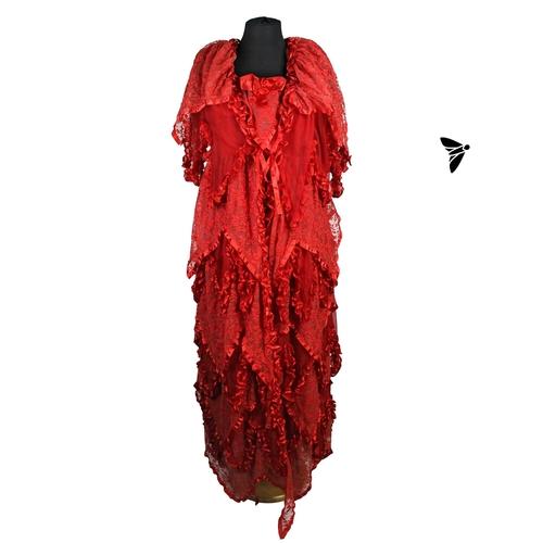 Vintage Abiye Elbise - Gecesefaları Birazdan Açar