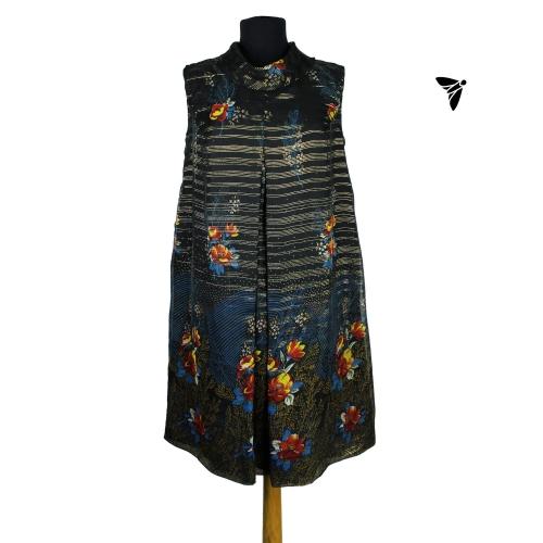 Vintage Elbise - Gece Bitkilerinden Korkuyorum