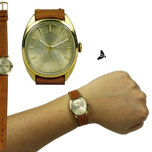 Vintage Kadın Saati - Geri Kalmış Bilmem