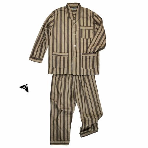 Vintage Pijama Takımı - Göğsüm Evin Senin