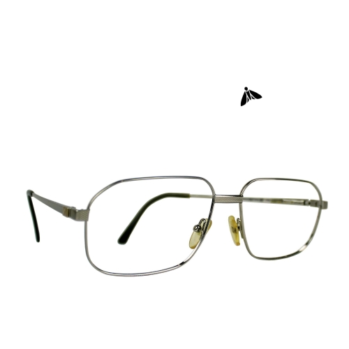 Vintage Optik Çerçeve - Gözlerim Boş Gidiyordum