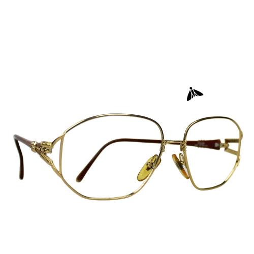 Vintage Gözlük - Gel Gözlerinde Gölgeler