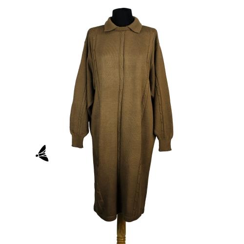 Vintage Elbise - Naftalin Ki Güvelere
