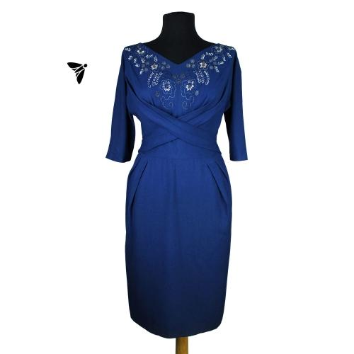 Vintage Elbise - İnce İşliyor Sevda