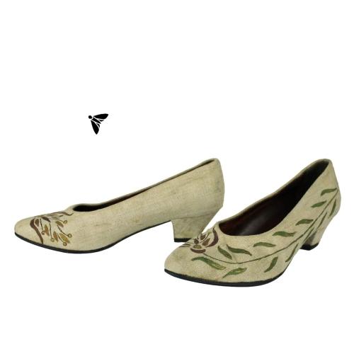 Vintage Ayakkabı - Kalmayacak Mı İzdüşüm