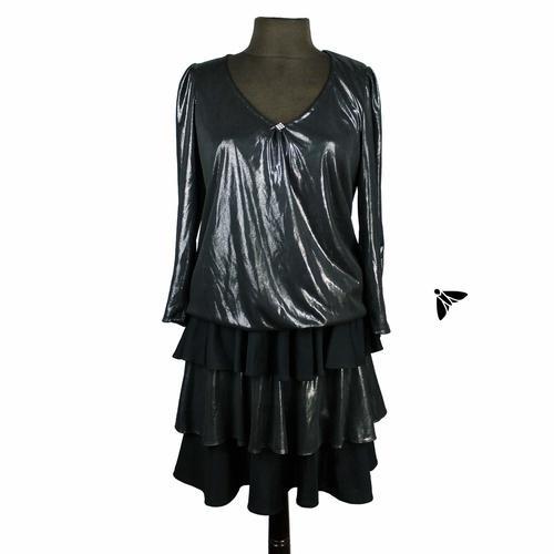 Vintage Abiye Elbise - Kâh İnerim Yeryüzüne