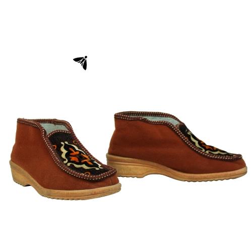 Vintage Ayakkabı - Kapıyı Açasım Yok