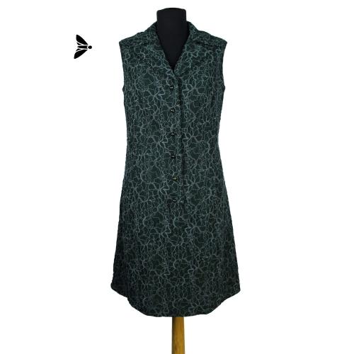 Vintage Elbise - Sarılacak Karışacak Köklerimiz