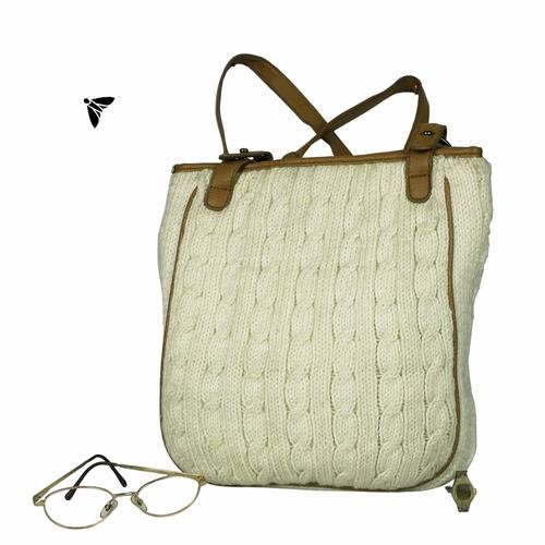 Vintage Çanta - Kim Isıtacak Teniyle