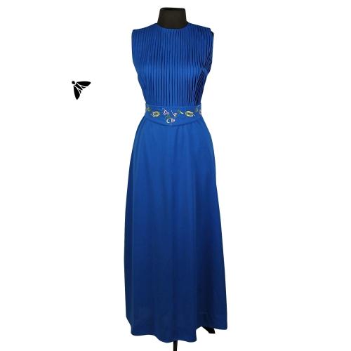Vintage Abiye Elbise - Göğü Kucaklayıp Getirdim