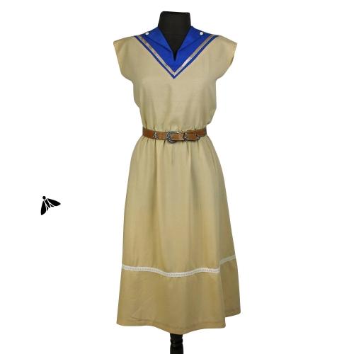 Vintage Elbise - Kurutulmuş Bir Çiçektiniz