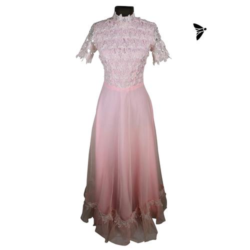 Vintage Elbise - Ne Füsunkar Durdu