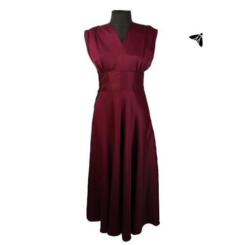 Vintage Abiye Elbise - Şarabıma Gidiyorlar