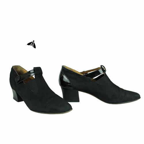 Vintage Topuklu Ayakkabı - Sen Nasıl Gidiyorsun?