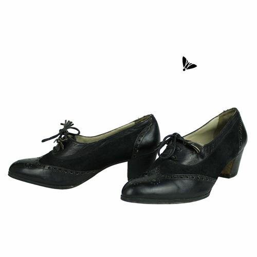 Vintage Topuklu Ayakkabı - Sonra Da Dans