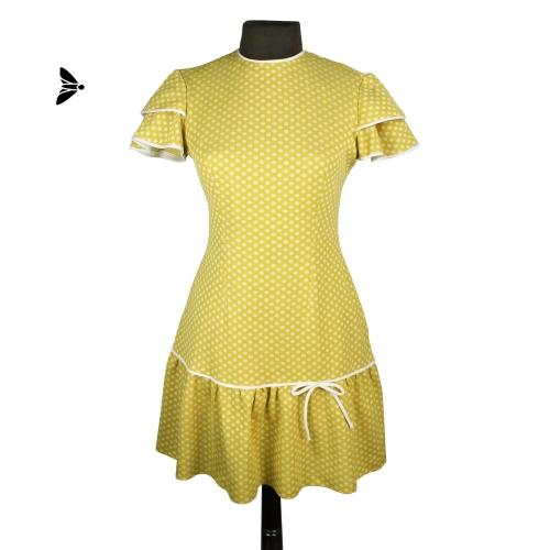 Vintage Elbise - Bir Akşam Güneşi