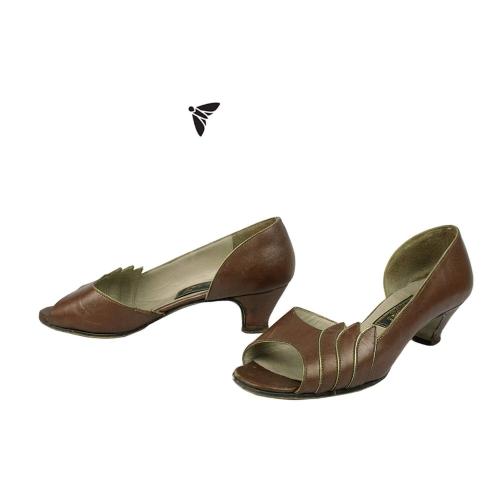 Vintage Ayakkabı - Ben Mesela Uçarım
