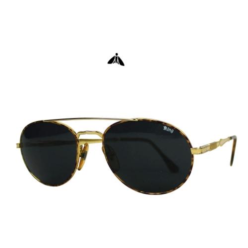 Vintage Güneş Gözlüğü - Derdim Güneşten Ötürü