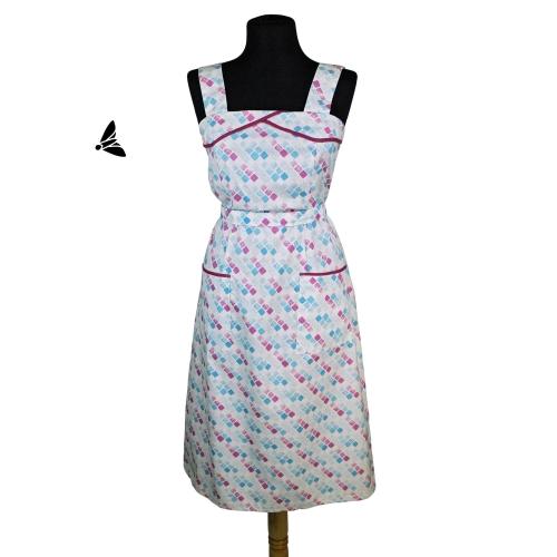Vintage Elbise - Yağmurların Gövdemden Ağdığını