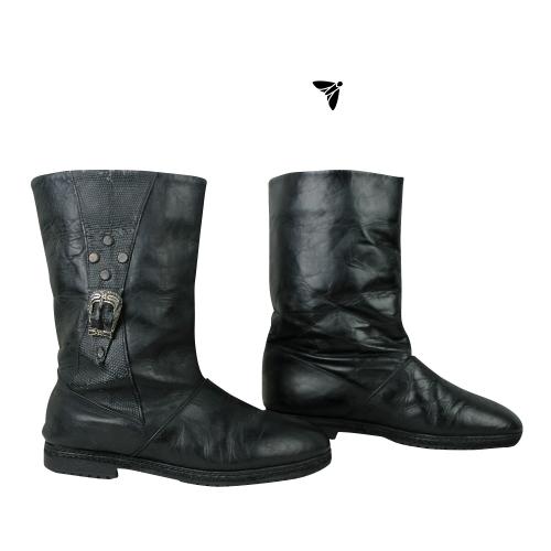 Vintage Çizme - Yürüsek Mi Koşsak Mı?