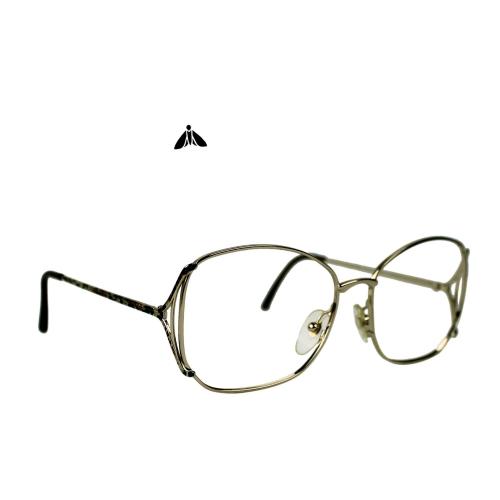 Vintage Optik Çerçeve - Yüzünde Göz Göz